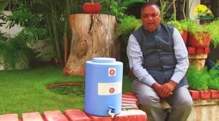 TamRas: A simple, powerful and affordable water purifier
